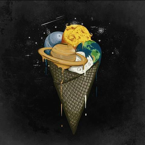 planet cone