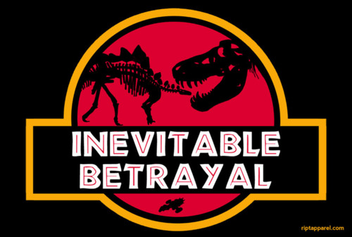 Inevitable betrayal firefly