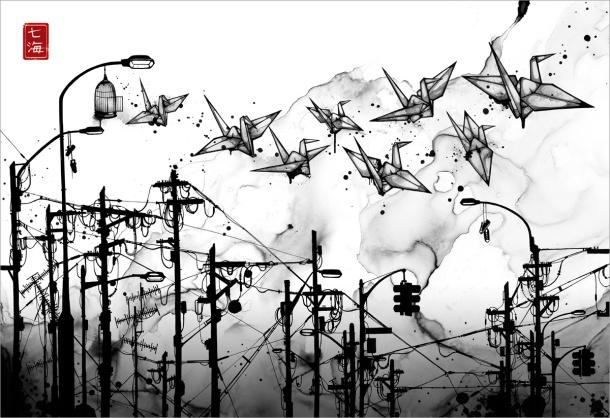 nanami cowdroy cranes